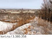 Купить «Биробиджан весной», эксклюзивное фото № 3380358, снято 24 марта 2012 г. (c) Дмитрий Фиронов / Фотобанк Лори