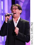 Купить «Григорий Лепс», эксклюзивное фото № 3385742, снято 28 февраля 2012 г. (c) Free Wind / Фотобанк Лори