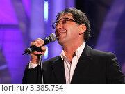 Купить «Григорий Лепс», эксклюзивное фото № 3385754, снято 28 февраля 2012 г. (c) Free Wind / Фотобанк Лори