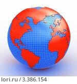 Планета земля. Стоковая иллюстрация, иллюстратор Jalin / Фотобанк Лори
