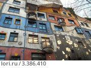 Креативный жилой домик. Вена (2012 год). Стоковое фото, фотограф Марина / Фотобанк Лори