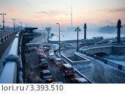 Ушаковская набережная (2012 год). Редакционное фото, фотограф Андрей Разумов / Фотобанк Лори