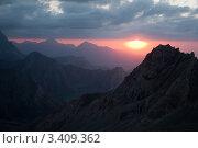 Купить «Горы, Памир, Таджикистан», фото № 3409362, снято 8 августа 2010 г. (c) Михаил Сафиуллин / Фотобанк Лори
