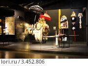Зал Индонезийской культуры музея Востока, Лиссабон (2012 год). Редакционное фото, фотограф киров николай / Фотобанк Лори