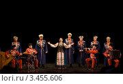 Кубанский казачий хор. Редакционное фото, фотограф V.Ivantsov / Фотобанк Лори