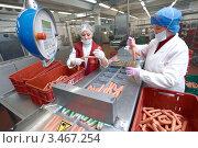 Сосиски (2011 год). Редакционное фото, фотограф Михаил Екадомов / Фотобанк Лори
