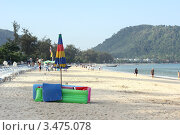 Пляж Патонг.Таиланд. Стоковое фото, фотограф Джакобия Екатерина / Фотобанк Лори