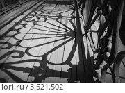 Тень от моста. Стоковое фото, фотограф Карина К. / Фотобанк Лори