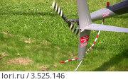 Купить «Пропеллер вертолета», видеоролик № 3525146, снято 5 марта 2009 г. (c) Losevsky Pavel / Фотобанк Лори