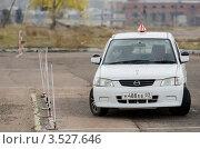 Учебный автомобиль (2012 год). Редакционное фото, фотограф Александр Подшивалов / Фотобанк Лори