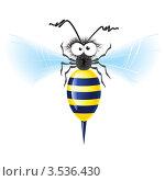 Купить «Пчела», иллюстрация № 3536430 (c) Dvarg / Фотобанк Лори