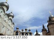 Купить «Ростов Великий. Кремль», фото № 3537850, снято 7 мая 2012 г. (c) Вячеслав Аверин / Фотобанк Лори