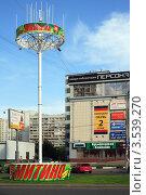 Купить «Митино», эксклюзивное фото № 3539270, снято 20 мая 2012 г. (c) Игорь Веснинов / Фотобанк Лори