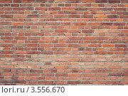 Кирпичная стена. Стоковое фото, фотограф Юрий Горид / Фотобанк Лори
