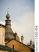 Купить «Ростов Великий, кремль», эксклюзивное фото № 3560454, снято 2 сентября 2011 г. (c) Алексей Котлов / Фотобанк Лори