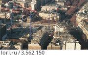 Купить «Строительные краны в центре Парижа, Франция, Таймлапс, вид сверху», видеоролик № 3562150, снято 9 января 2010 г. (c) Losevsky Pavel / Фотобанк Лори