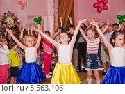 Купить «Праздник в детском саду», эксклюзивное фото № 3563106, снято 1 июня 2012 г. (c) Алёшина Оксана / Фотобанк Лори