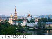 Купить «Новодевичий монастырь.Москва», эксклюзивное фото № 3564186, снято 9 мая 2012 г. (c) Литвяк Игорь / Фотобанк Лори