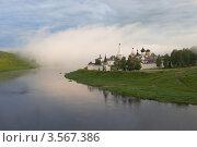 Купить «Город Старица, Тверская область», фото № 3567386, снято 1 июня 2012 г. (c) Валерий Пчелинцев / Фотобанк Лори
