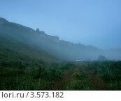 Купить «Утро на реке Воргол. Липецкая область», фото № 3573182, снято 3 июня 2012 г. (c) Liseykina / Фотобанк Лори