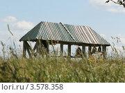 Колокольня на Белой горе. Прикамье (2009 год). Стоковое фото, фотограф Юлия Ворожцова / Фотобанк Лори