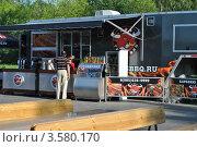 Купить «Уличное кафе. Измайловский Парк Культуры и отдыха.  Москва», эксклюзивное фото № 3580170, снято 10 июня 2012 г. (c) lana1501 / Фотобанк Лори