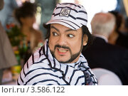 Купить «Филипп Киркоров», фото № 3586122, снято 2 июня 2012 г. (c) Михаил Ворожцов / Фотобанк Лори