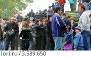 Купить «Демонстрация военной техники на Дне Победы в Чите», видеоролик № 3589650, снято 9 мая 2012 г. (c) Евгений / Фотобанк Лори
