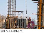 Монтажники (2012 год). Редакционное фото, фотограф Верстуков Виктор / Фотобанк Лори