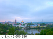Купить «Новодевичий монастырь. Москва», эксклюзивное фото № 3606886, снято 9 мая 2012 г. (c) Литвяк Игорь / Фотобанк Лори