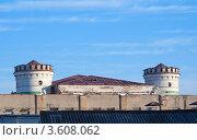 """Тюрьма """"Пищаловский замок"""" (Минск, Беларусь) (2011 год). Стоковое фото, фотограф Василий Фирсов / Фотобанк Лори"""