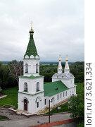 Рязанский кремль. Церковь Святого Духа (2012 год). Редакционное фото, фотограф Екатерина Листова / Фотобанк Лори