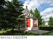 Купить «Новоспасский монастырь. Москва», эксклюзивное фото № 3623814, снято 18 июня 2012 г. (c) lana1501 / Фотобанк Лори