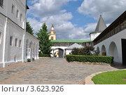 Купить «Новоспасский монастырь. Москва», эксклюзивное фото № 3623926, снято 18 июня 2012 г. (c) lana1501 / Фотобанк Лори