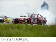 Купить «III этап Летнего Кубка MegaFon Mitjet, 11 июня 2011», фото № 3634270, снято 11 июня 2011 г. (c) Losevsky Pavel / Фотобанк Лори