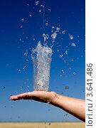 Вода-это жизнь. Стоковое фото, фотограф Владимир Никифоров / Фотобанк Лори