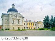 Купить «Тверской императорский путевой дворец», фото № 3643630, снято 22 июня 2012 г. (c) Parmenov Pavel / Фотобанк Лори