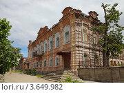 Купить «Краеведческий музей города Миасса», фото № 3649982, снято 11 июня 2012 г. (c) Виталий Горелов / Фотобанк Лори