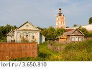 Купить «У Горицкого монастыря», фото № 3650810, снято 26 июня 2012 г. (c) Валерий Пчелинцев / Фотобанк Лори