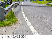 Обочина дороги. Стоковое фото, фотограф Артур Худолий / Фотобанк Лори