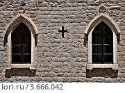 Купить «Церковь Св. Иоанна, Будва, Черногория», фото № 3666042, снято 15 июня 2012 г. (c) Доброславская Галина / Фотобанк Лори