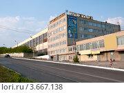 Купить «Каменск-Уральский электромеханический завод», фото № 3667138, снято 14 июля 2012 г. (c) Голубев Андрей / Фотобанк Лори