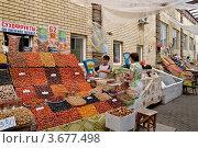 Купить «Колхозный рынок в Казани», фото № 3677498, снято 13 июля 2012 г. (c) Илюхина Наталья / Фотобанк Лори