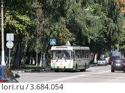 Купить «Балашиха, виды города», эксклюзивное фото № 3684054, снято 12 августа 2011 г. (c) Дмитрий Неумоин / Фотобанк Лори
