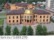 Купить «Кемеровское епархиальное управление», фото № 3693270, снято 3 июля 2012 г. (c) Константин Челомбитко / Фотобанк Лори