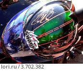 Байкерский шлем (2012 год). Редакционное фото, фотограф Татьяна Плешакова / Фотобанк Лори