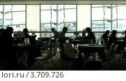 Купить «Участники за столами на конференции CEPIC в Aviva Stadium, Дублин, Ирландия(Таймлапс)», видеоролик № 3709726, снято 29 октября 2010 г. (c) Losevsky Pavel / Фотобанк Лори