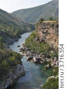 Черногория, каньон реки Морача (2012 год). Стоковое фото, фотограф Юлия Желтенко / Фотобанк Лори