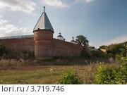 Рыльский Свято-Николаевский мужской монастырь (2012 год). Стоковое фото, фотограф Эдуард Киселёв / Фотобанк Лори