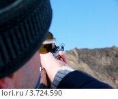 Стрелок. Стоковое фото, фотограф Денис Антонов / Фотобанк Лори